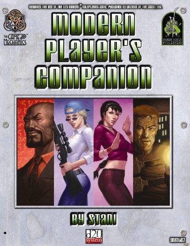 Modern Player's Companion: Stan