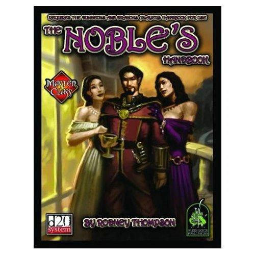 9781932442083: The Noble's Handbook