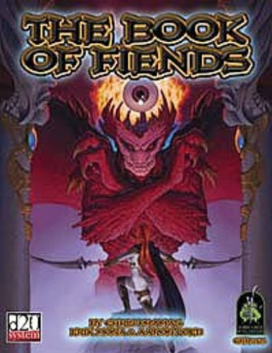 9781932442090: The Book Of Fiends