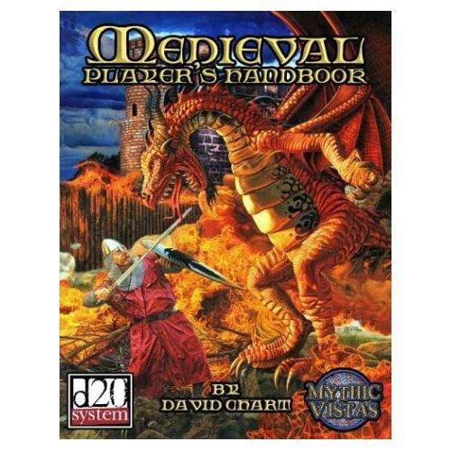 9781932442144: Mythic Vistas: Medieval Player's Handbook