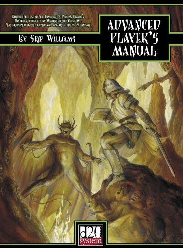 9781932442274: Advanced Player's Manual (Dungeons & Dragons d20 3.5 Fantasy Roleplaying)