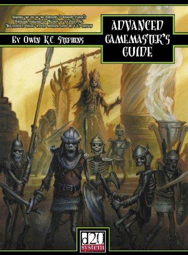 9781932442298: Advanced Gamemaster's Guide