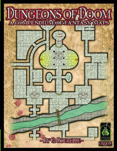Dungeons Of Doom: Bourelle, Ed