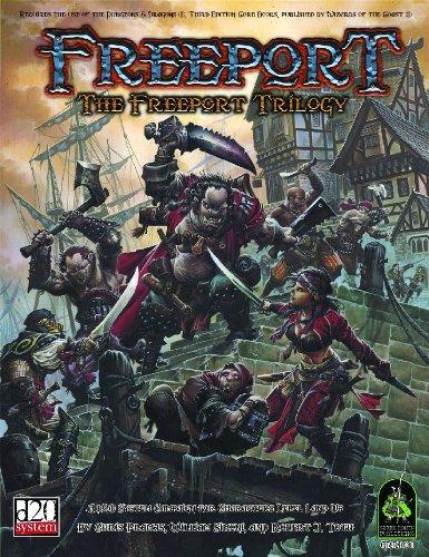 Freeport Trilogy, The Anniversary Edition (Freeport (d20))