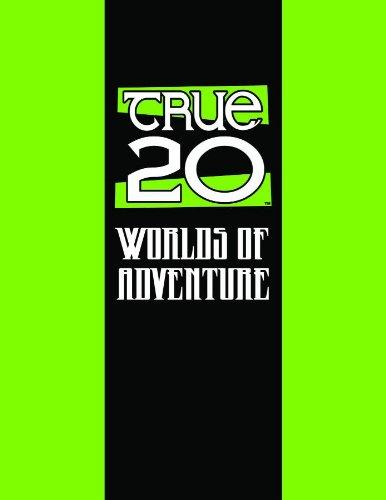 9781932442656: True20 Worlds Of Adventure: A True20 Sourcebook