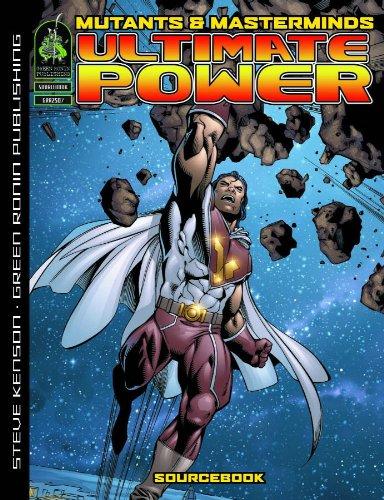 9781932442663: Mutants & Masterminds: Ultimate Power Sourcebook: Mutants and Masterminds Sourcebook
