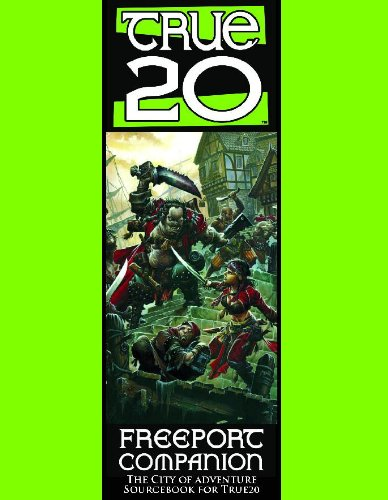 9781932442731: True20 Freeport Companion