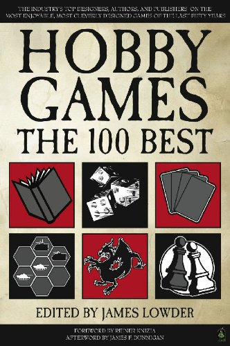 9781932442960: Hobby Games The 100 Best