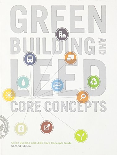 9781932444506: LEED Core Concepts Guide, 3rd Edition Portugese