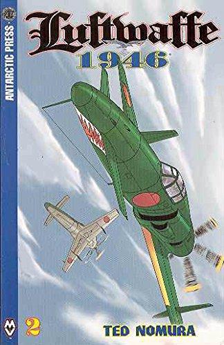 Luftwaffe: 1946 Pocket Manga Volume 2: Nomura, Ted