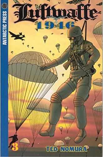 9781932453102: Luftwaffe: 1946 Pocket Manga Volume 3: v. 3