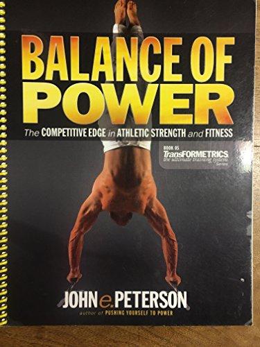 9781932458442: Balance Of Power