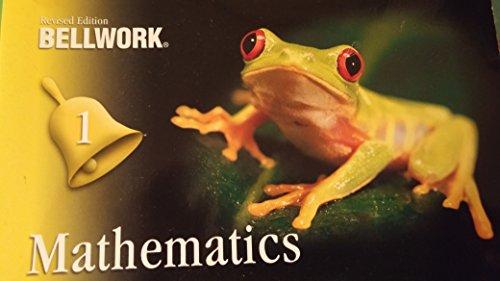 Mathematics: materials, Bellwork educational
