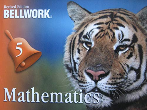 9781932469035: Bellwork Mathematics Level 5 (Daily Standards Practice)