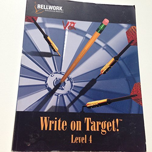9781932469097: Write on Target Level 4