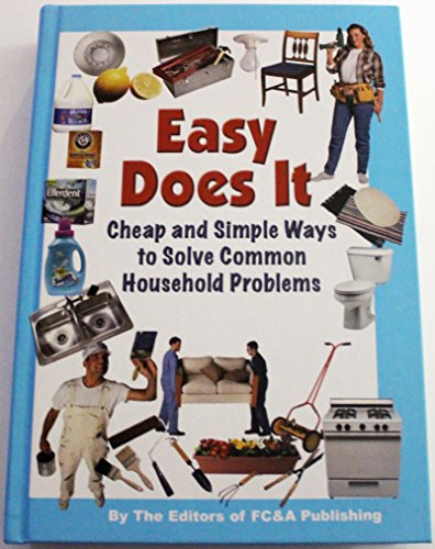 Easy Does It: Cheap and Simple Ways: The Editors of