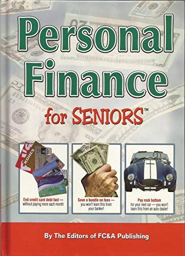 9781932470420: Personal Finance for Seniors