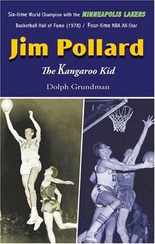 9781932472868: Jim Pollard: The Kangaroo Kid