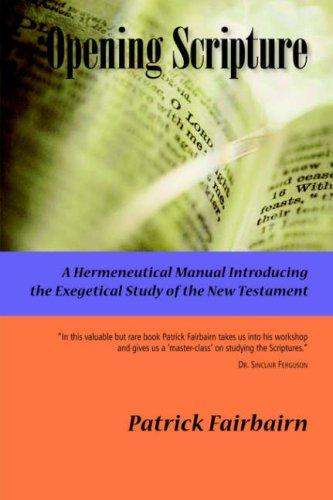 9781932474725: Opening Scripture (Paperback)