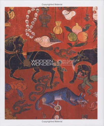 9781932476170: Wooden Wonders: Tibetan Furniture In Secular And Religious Life