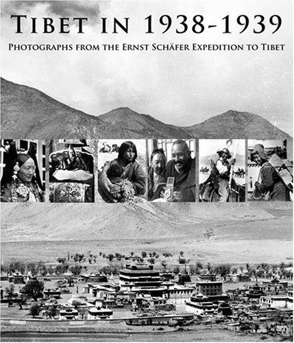 Tibet in 1938-1939: Isrun Engelhardt