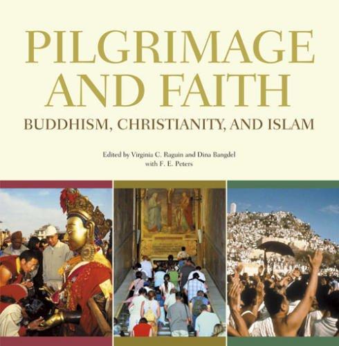 Pilgrimage and Faith: Buddhism, Christianity and Islam (Hardback)