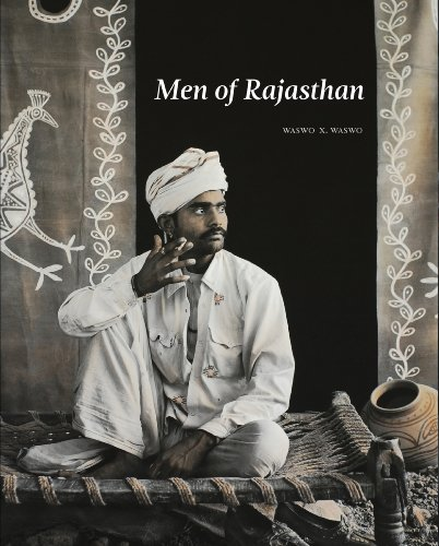 Men Of Rajasthan (Paperback): Waswo X. Waswo