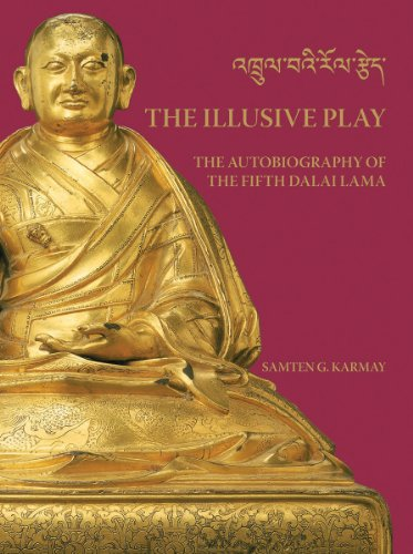 Illusive Play, The : The Autobiography of: Samten G Karmay