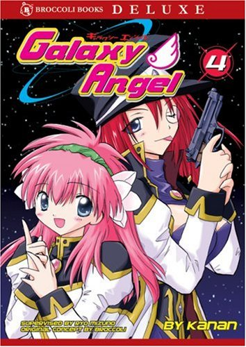 9781932480436: Galaxy Angel Volume 4