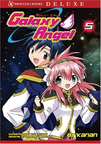 9781932480443: Galaxy Angel Volume 5