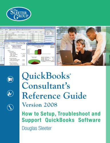 9781932487350: QuickBooks Consultant's Reference Guide (Version 2008)