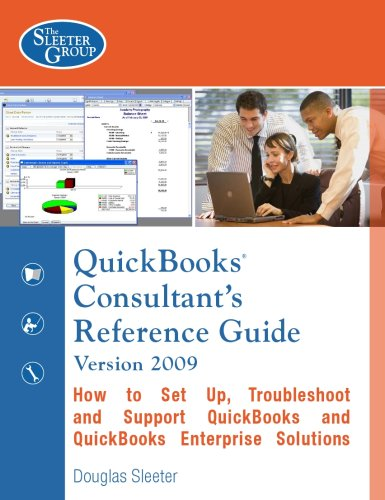9781932487442: QuickBooks Consultant's Reference Guide (Version 2009)