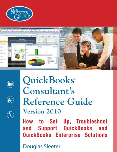 9781932487619: QuickBooks Consultant's Reference Guide Version 2010
