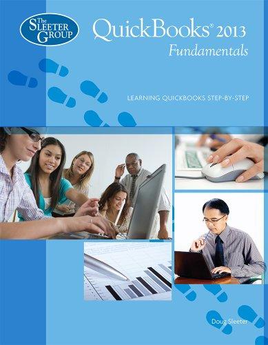 9781932487862: QuickBooks Fundamentals - Version 2013