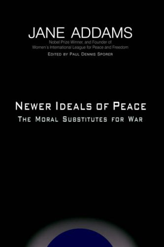 9781932490022: Newer Ideals of Peace