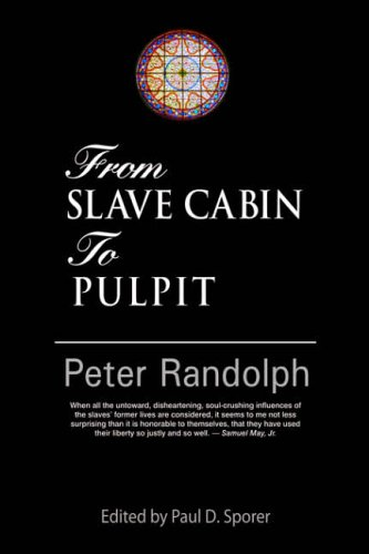 9781932490152: From Slave Cabin to Pulpit