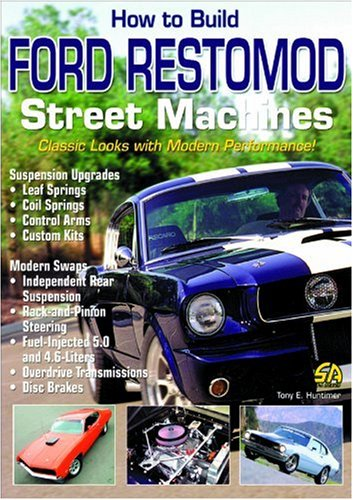 9781932494037: How to Build Restomod Street Machines (S-A Design)
