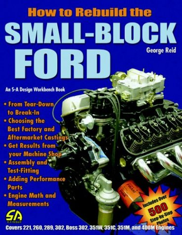 How to Rebuild the Small-Block Ford: Reid, George
