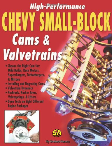 9781932494082: How to Build High-performance Chevy Small-block Cams and Valvetrains (S-A Design)