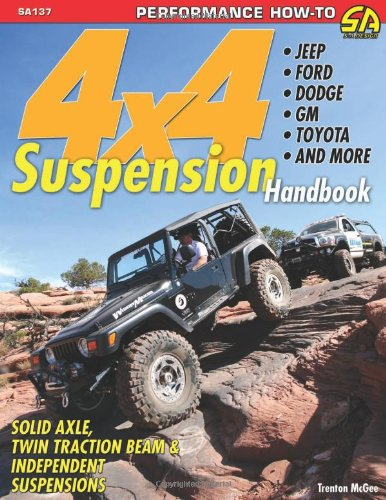 9781932494488: 4x4 Suspension Handbook (S-A Design)