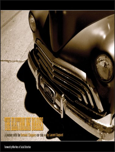9781932494655: The Electroline Diaries: A journey with the Burbank Choppers car club