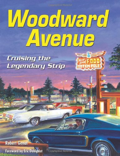 9781932494914: Woodward Avenue: Cruising the Legendary (Cartech)
