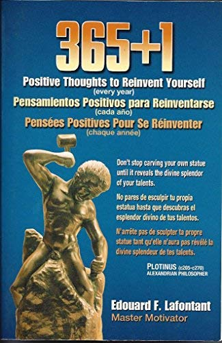 9781932503357: 365 + 1 Positive Thoughts to Reinvent Yourself