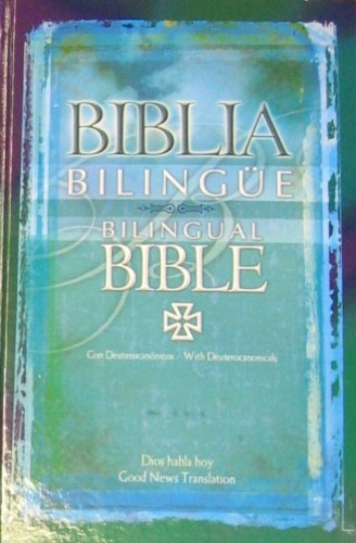 Spanish-English Bilingual Bible-PR-VP/Gn-Catholic (Spanish Edition) (Spanish and English Edition) (1932507051) by American Bible Society