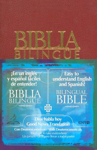 9781932507072: Spanish-English Bilingual Bible-PR-OS/Gn-Catholic (Spanish Edition)