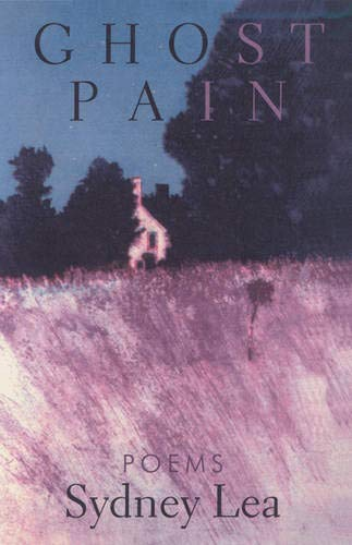 9781932511130: Ghost Pain: Poems