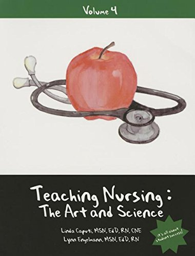 Teaching Nursing: The Art and Science Text: Caputi, Linda