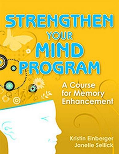 9781932529555: Strengthen Your Mind Program