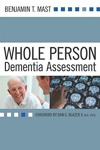 9781932529715: Whole Person Dementia Assessment