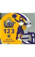 9781932530490: Lsu Tigers 123: My First Counting Book
